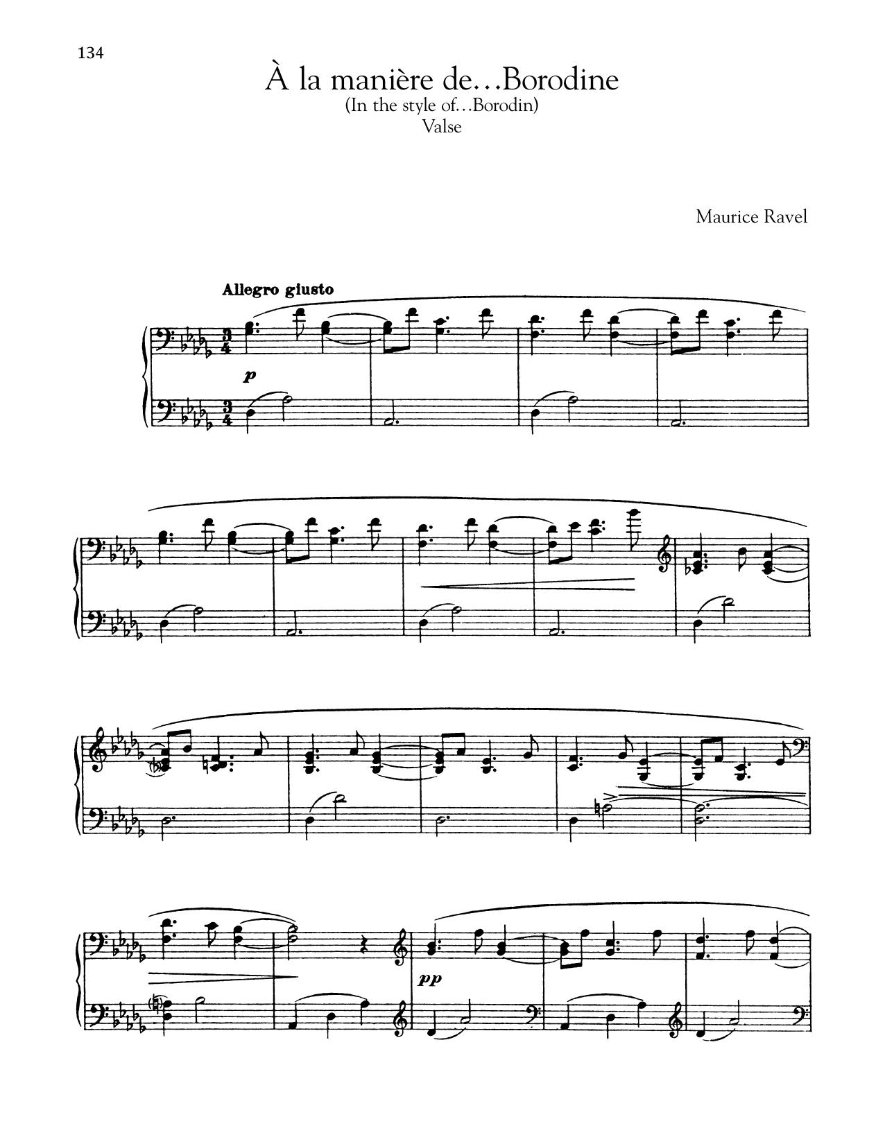 a critique of la valse a musical piece by maurice ravel Maurice béjart aborde en 1964, la 9è pour célébrer la gloire et le goût musical et artistique des 3 souverains de la valse par.