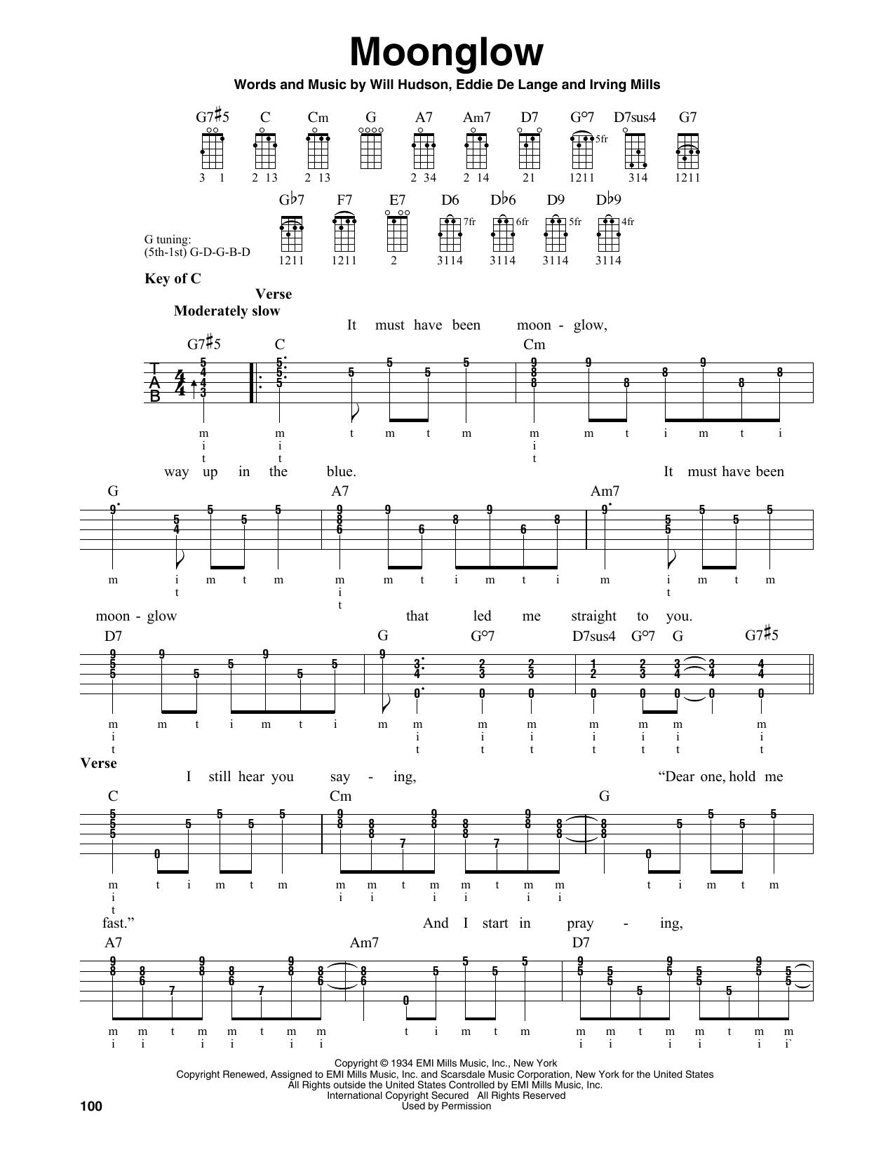 Sheet Music Digital Files To Print - Licensed Will Hudson Digital