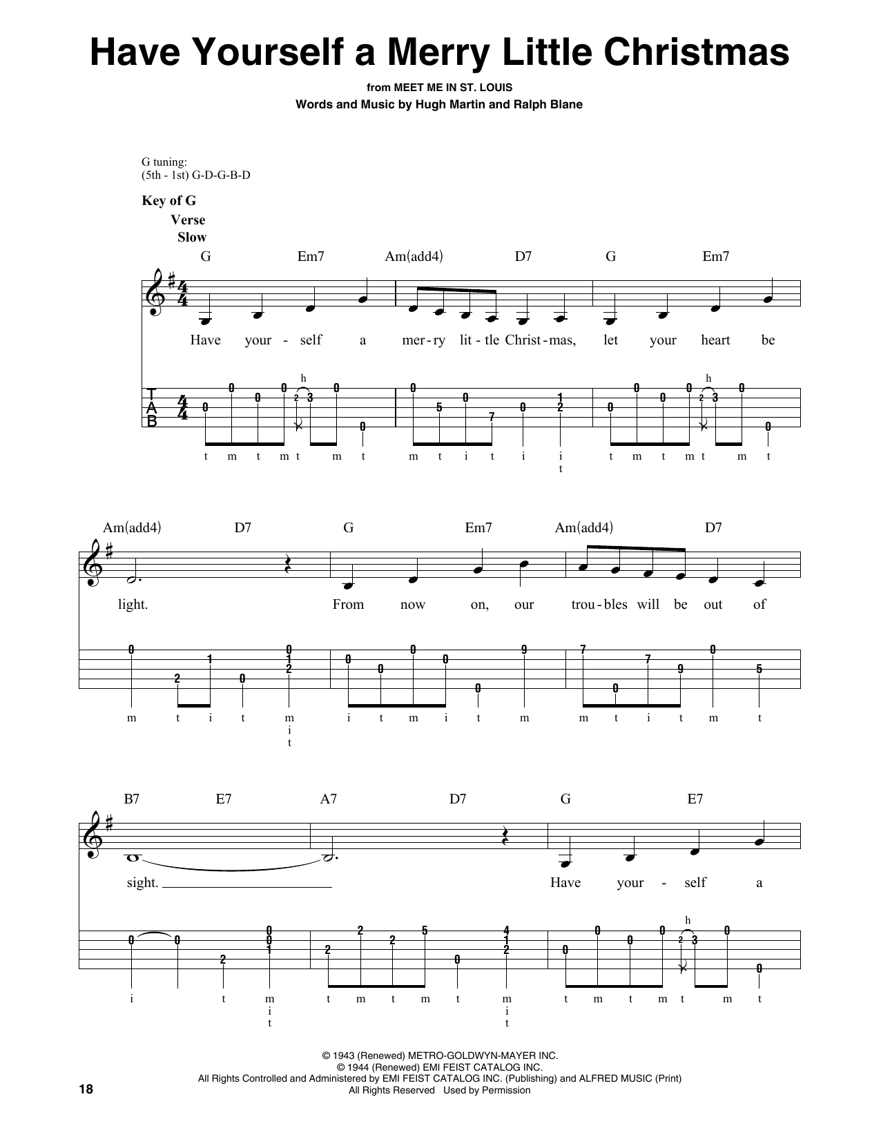 Have Yourself A Merry Little Christmas Sheet Music Pdf.Have Yourself A Merry Little Christmas At Stanton S Sheet Music