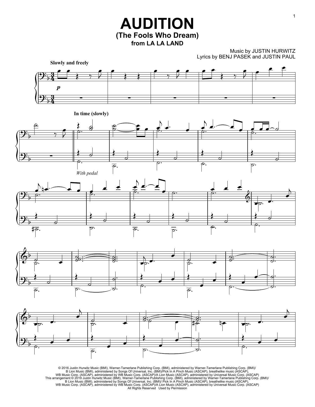 Sheet Music Digital Files To Print - Licensed Piano Solo