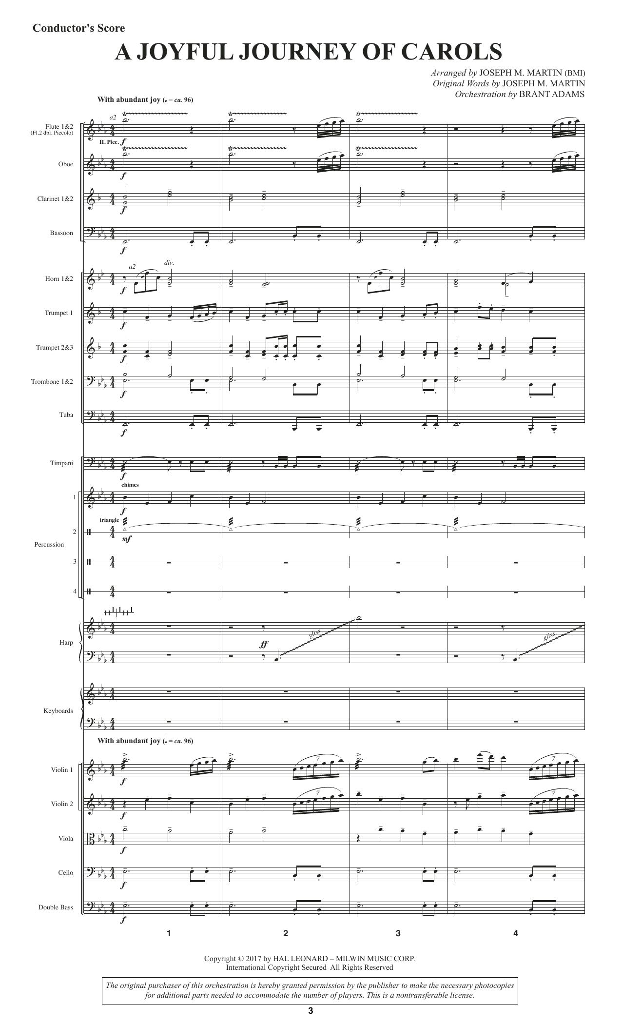 The Song Heard 'Round the World - Score Sheet Music