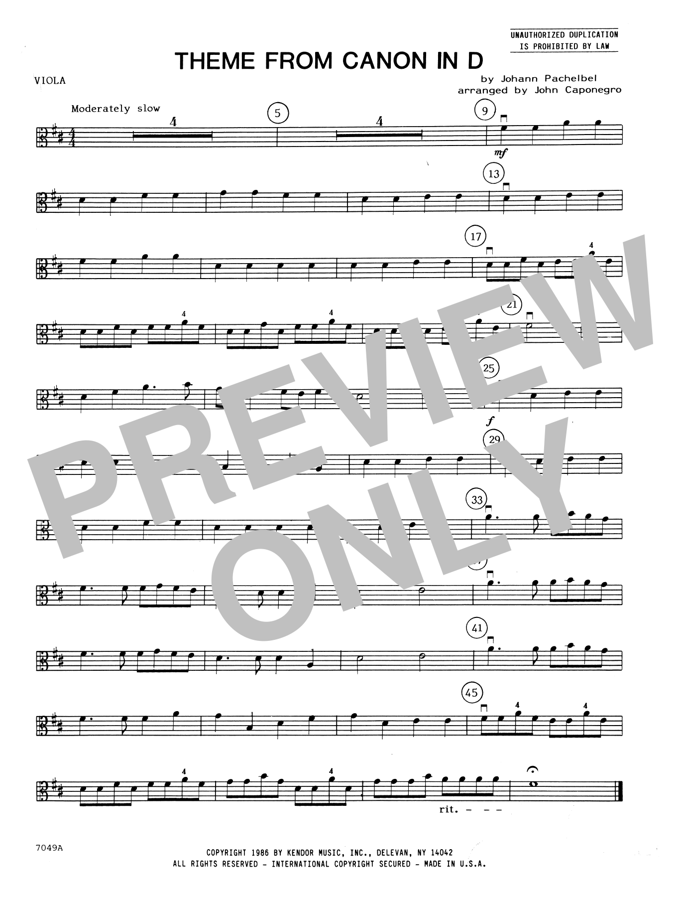 Sheet Music Digital Files To Print - Licensed Orchestra Digital
