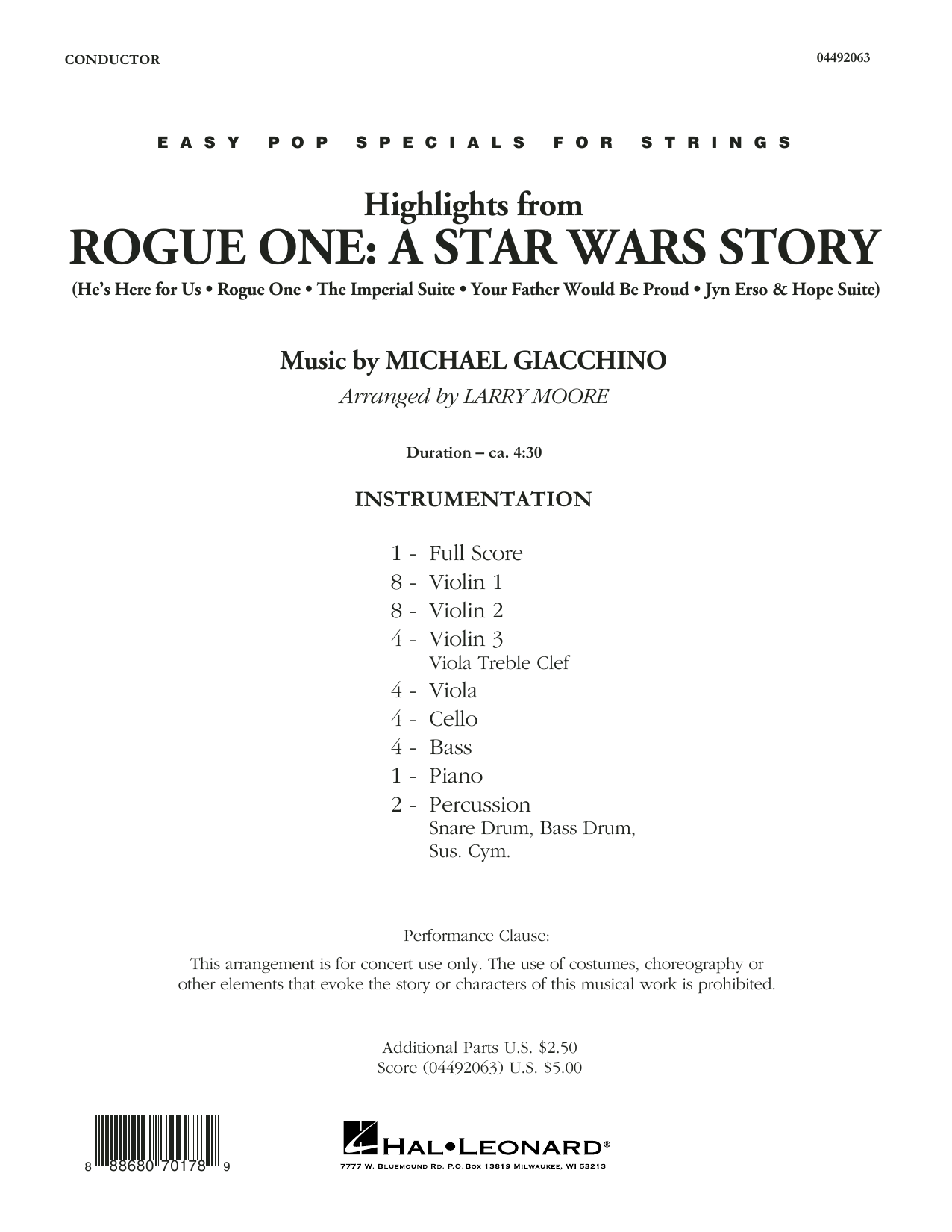 highlights from rogue one a star wars story cello by michael