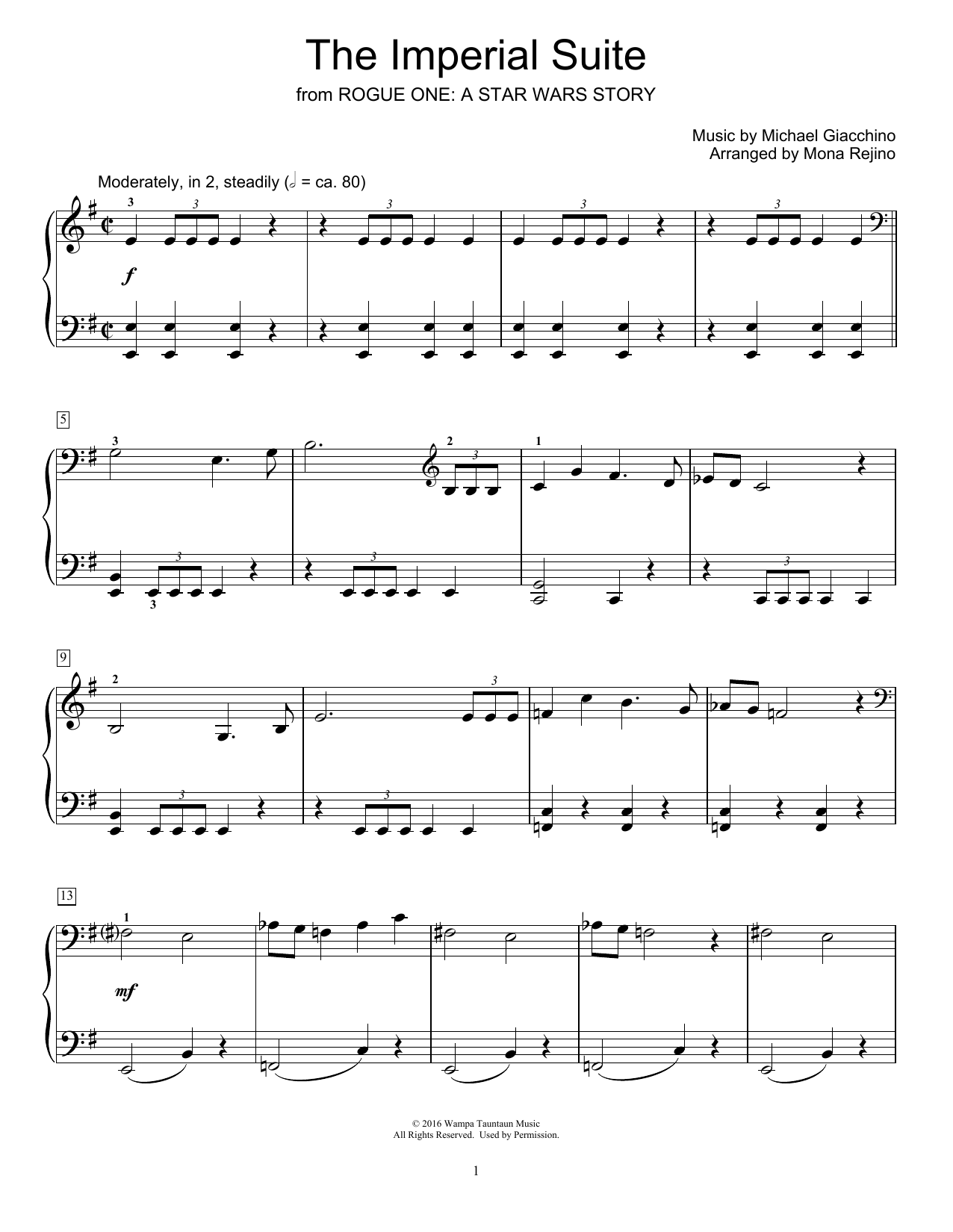 The Imperial Suite (Educational Piano)