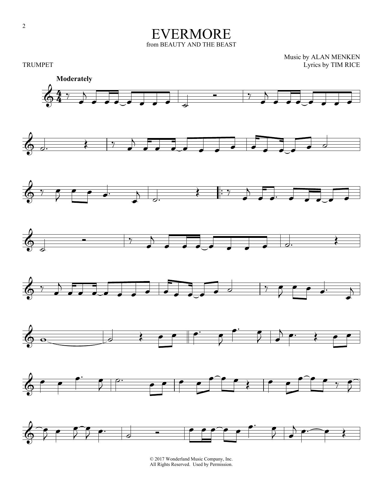 Evermore (Trumpet Solo)