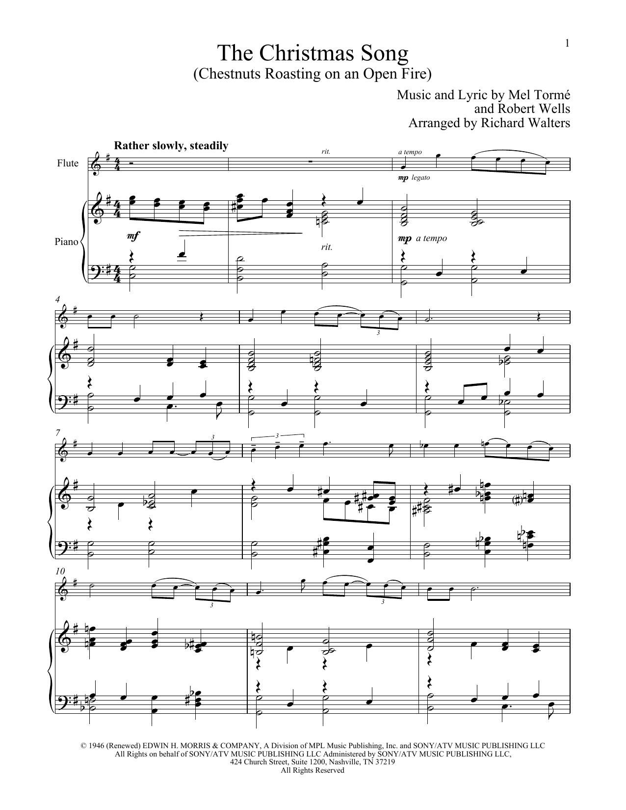 I\'ll Be Home For Christmas by Walter Kent, Kim Gannon - Hal Leonard ...