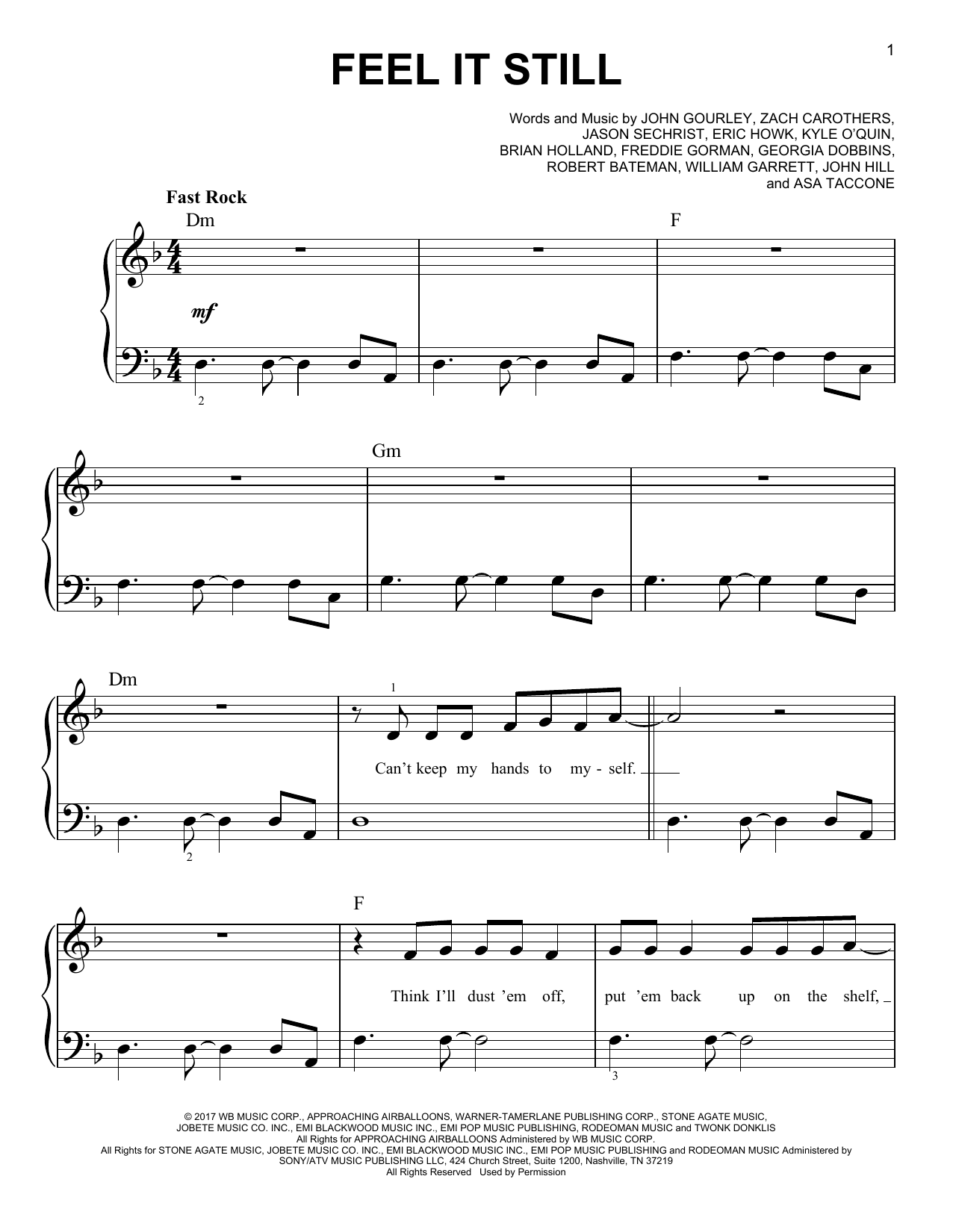 Sheet Music Digital Files To Print - Licensed William