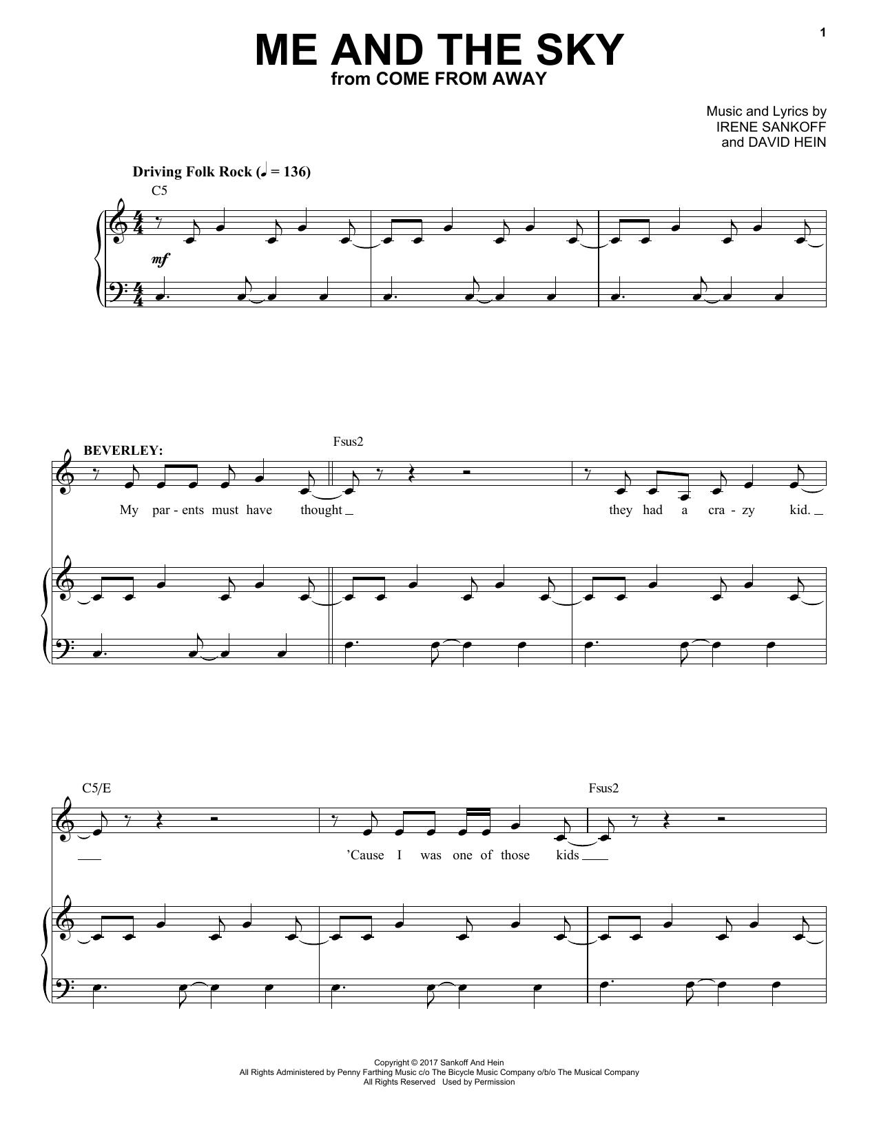 Sheet Music Digital Files To Print - Licensed Irene Sankoff Digital