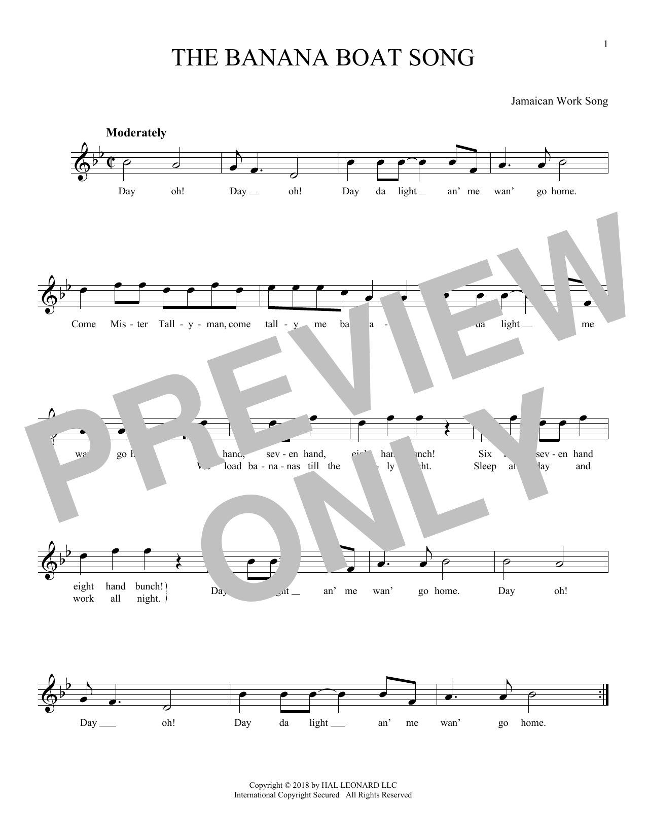 The Banana Boat Song (Ocarina)