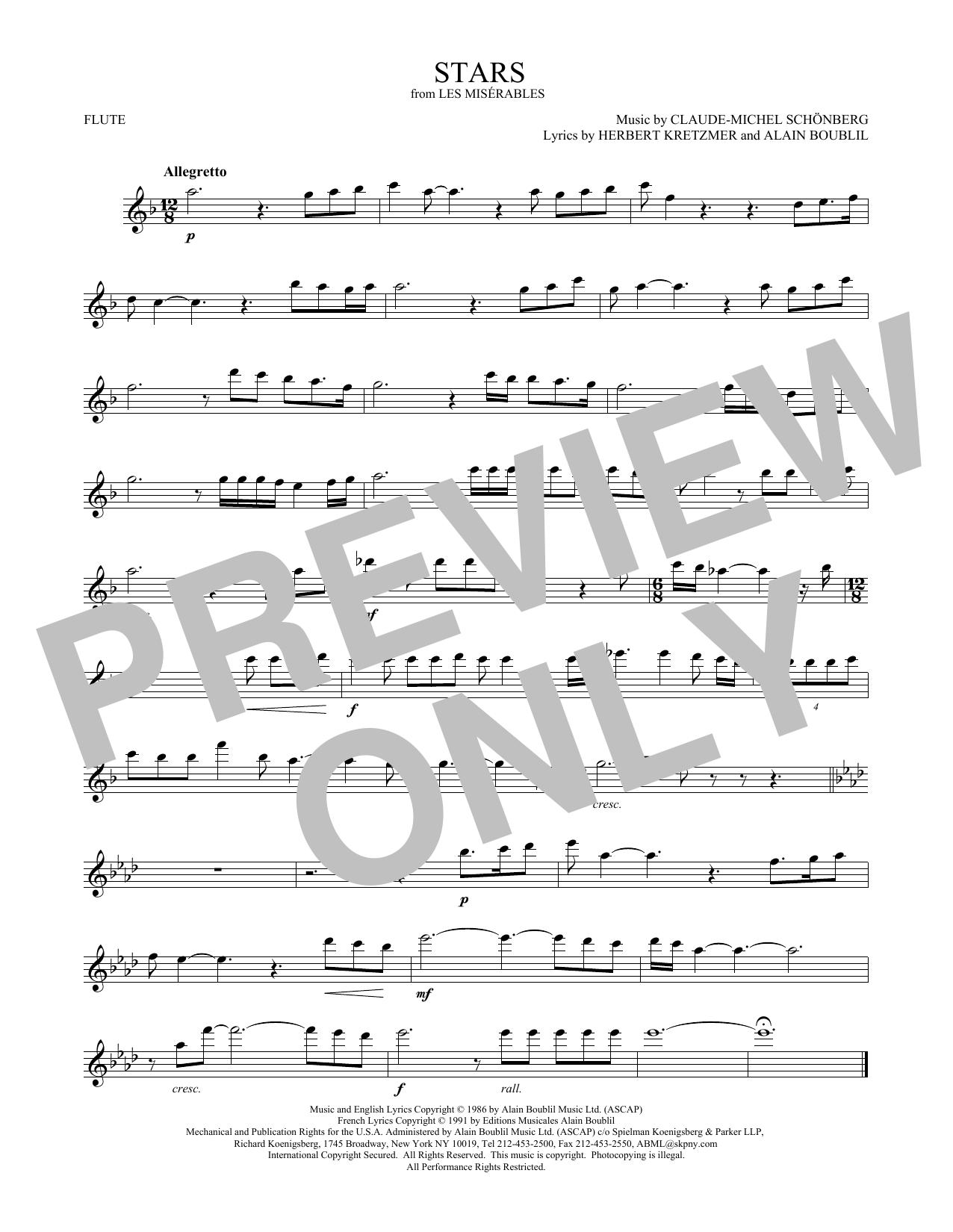 Stars (Flute)