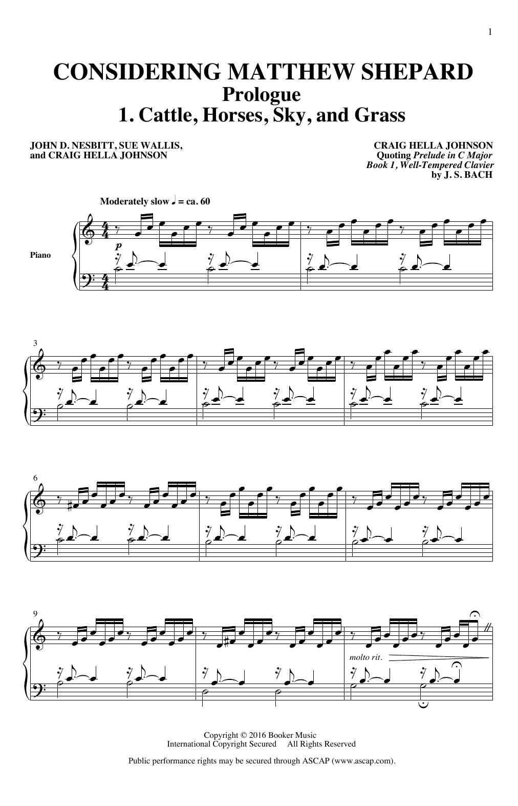 Considering Matthew Shepard (SATB Choir)