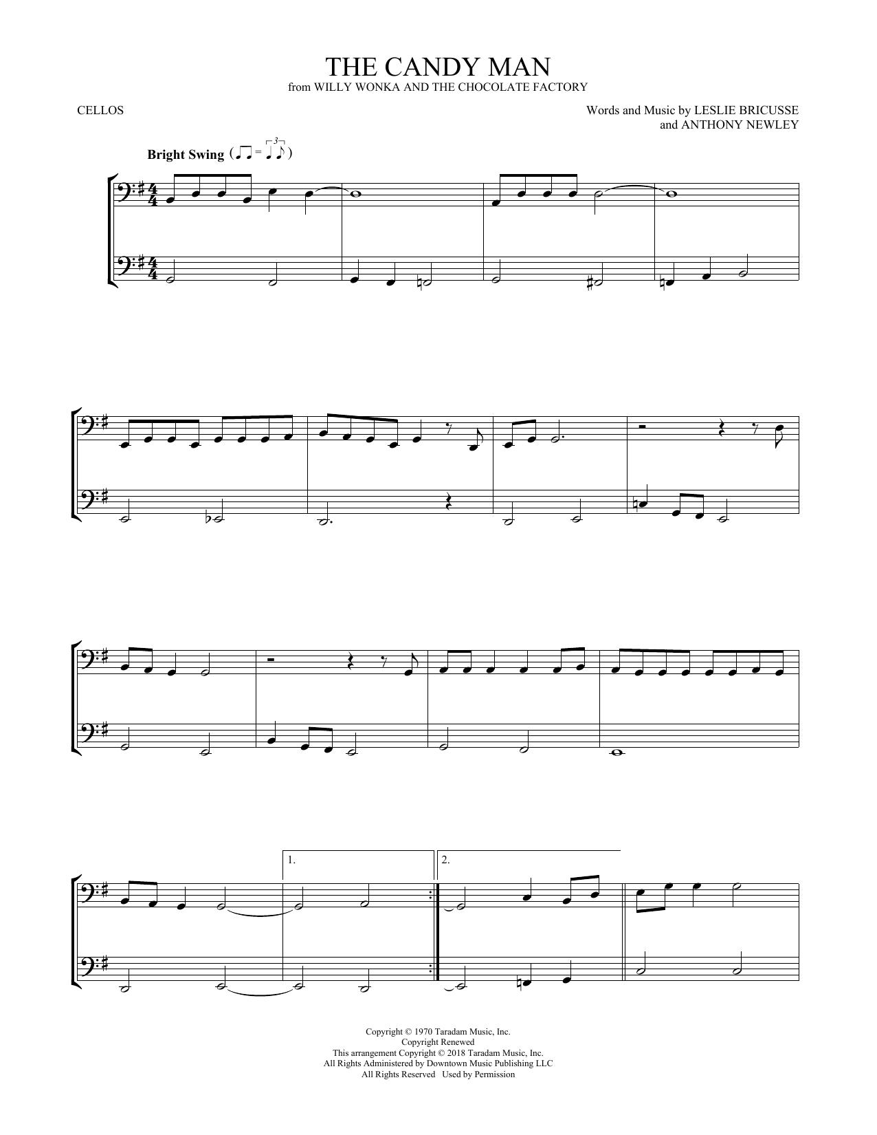 The Candy Man (Cello Duet)