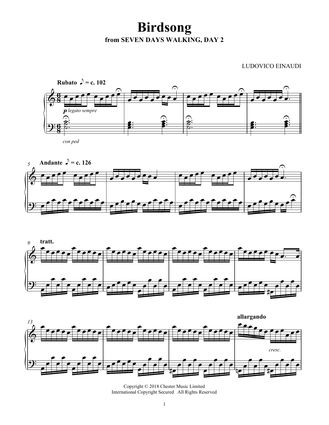 Piano At Stanton S Sheet Music