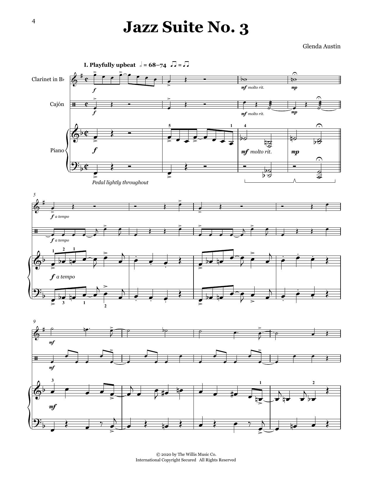 Jazz Suite No. 3 Sheet Music