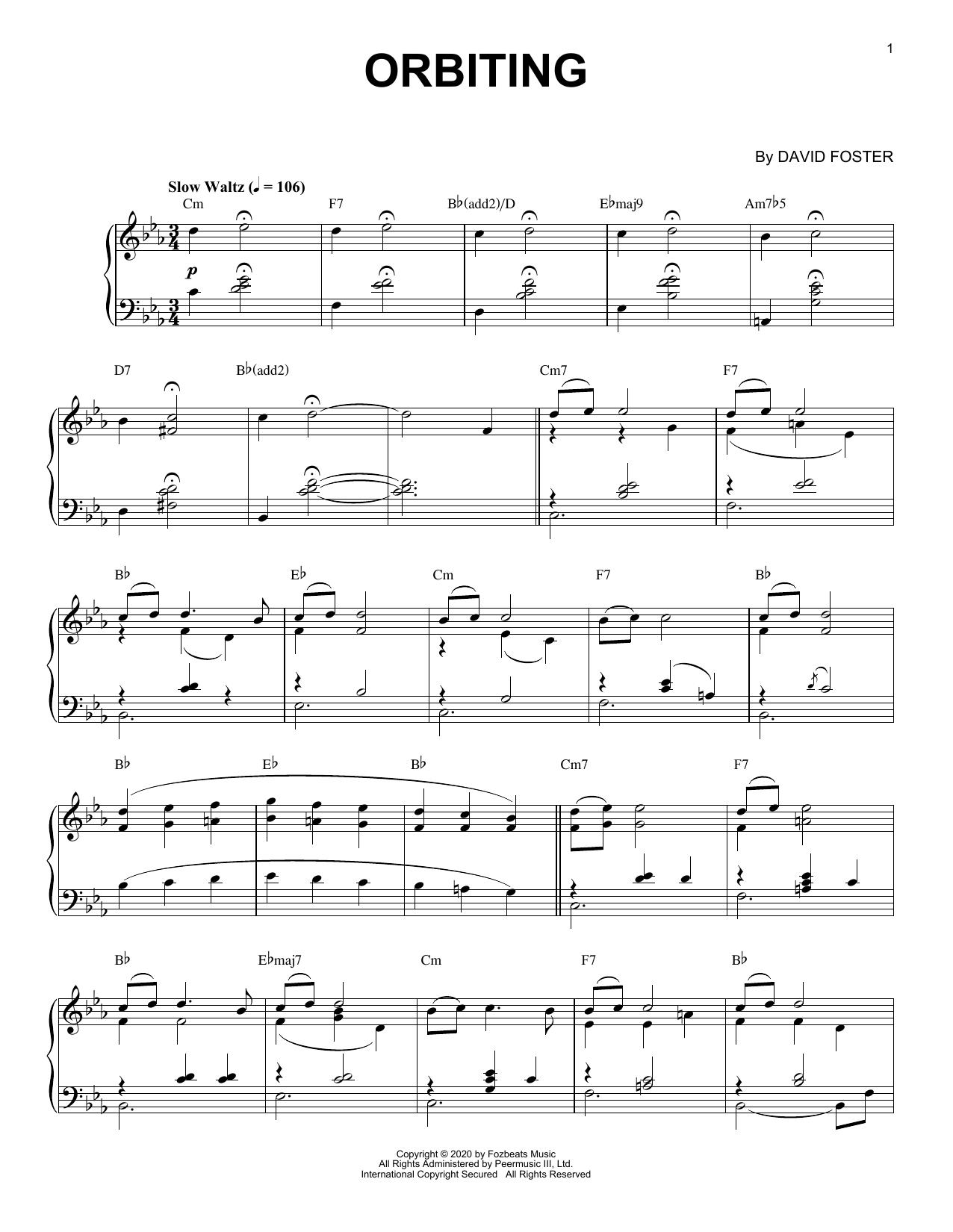Orbiting (Piano Solo)