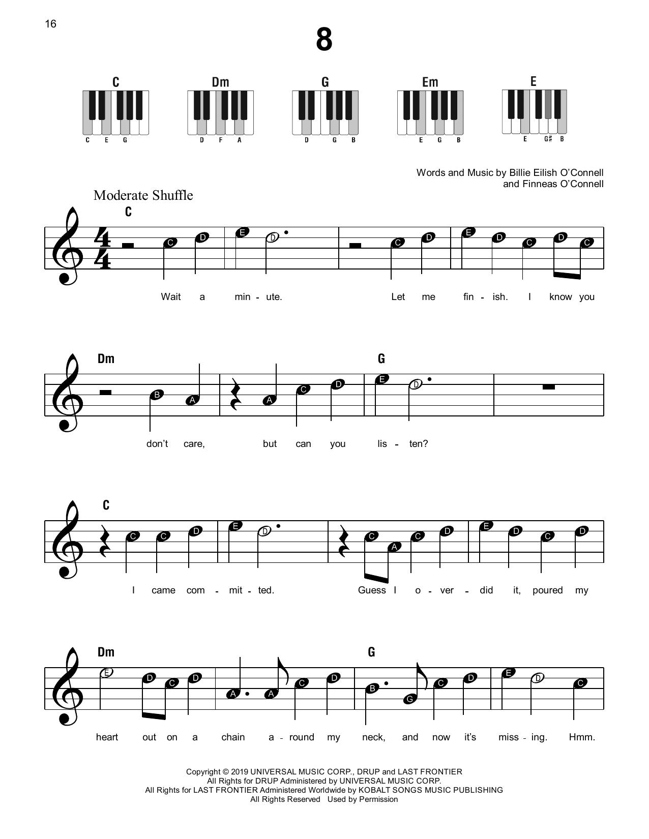 8 (Super Easy Piano)