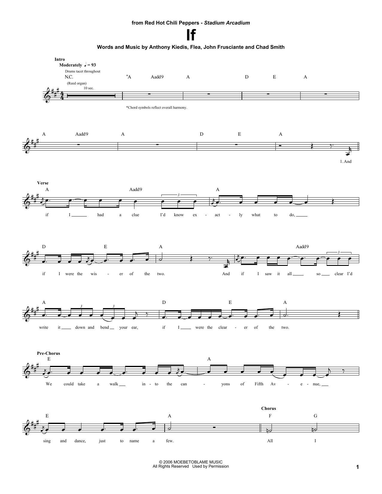 If (Drums Transcription)