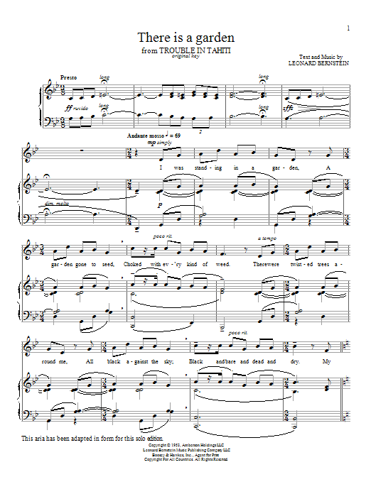 somewhere west side story sheet music pdf