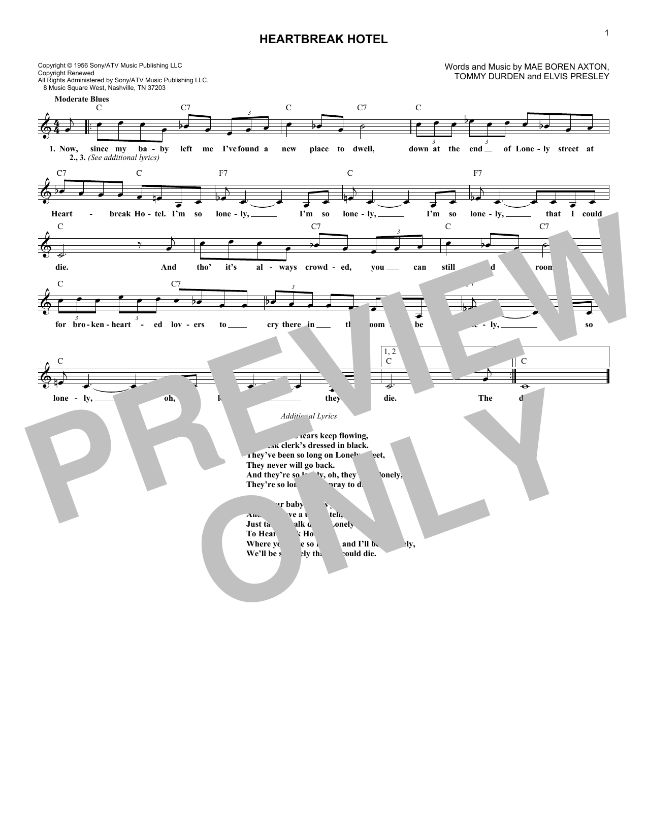 Try It Baby by Berry Gordy - Hal Leonard - Prima Music