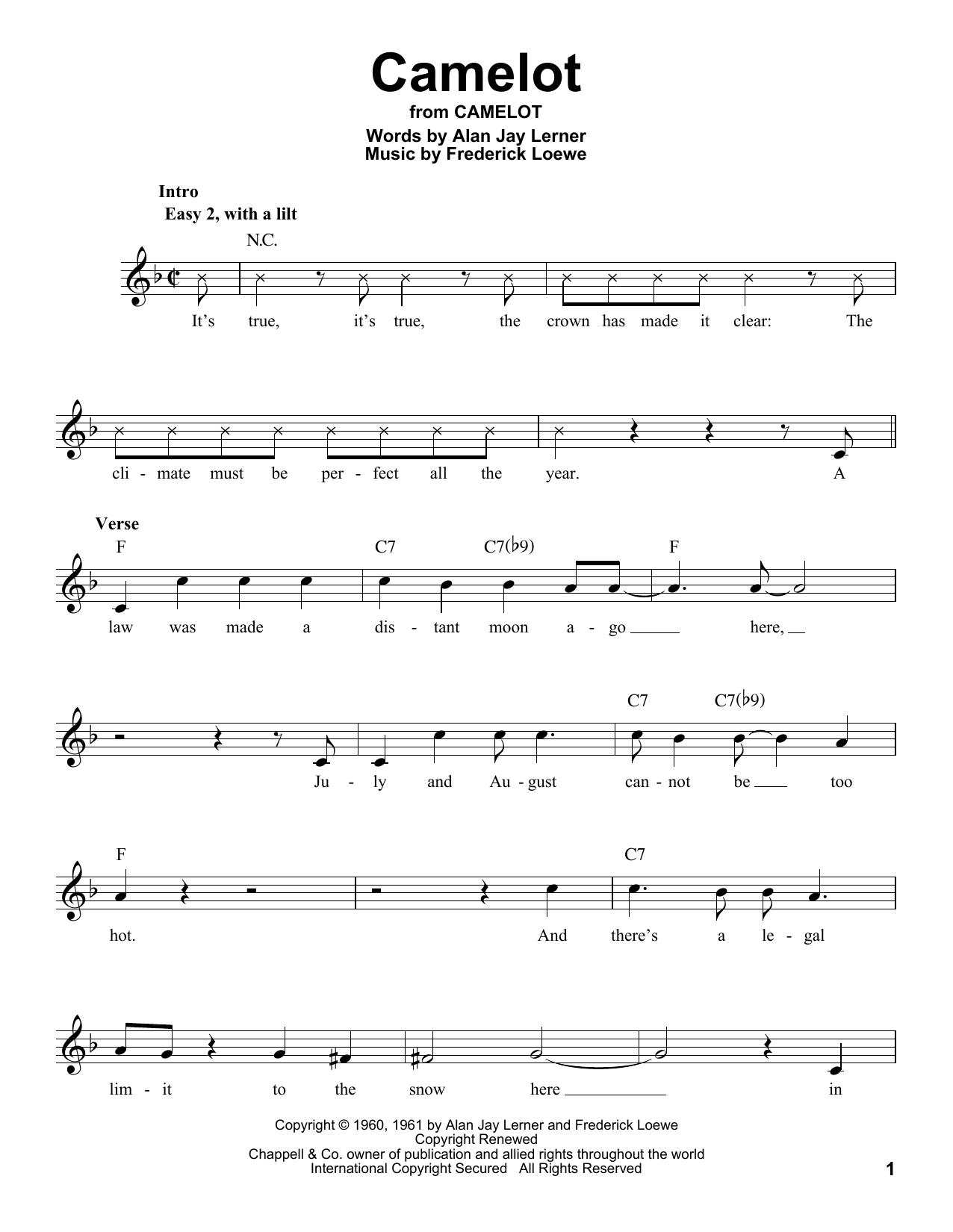 Camelot (Pro Vocal)