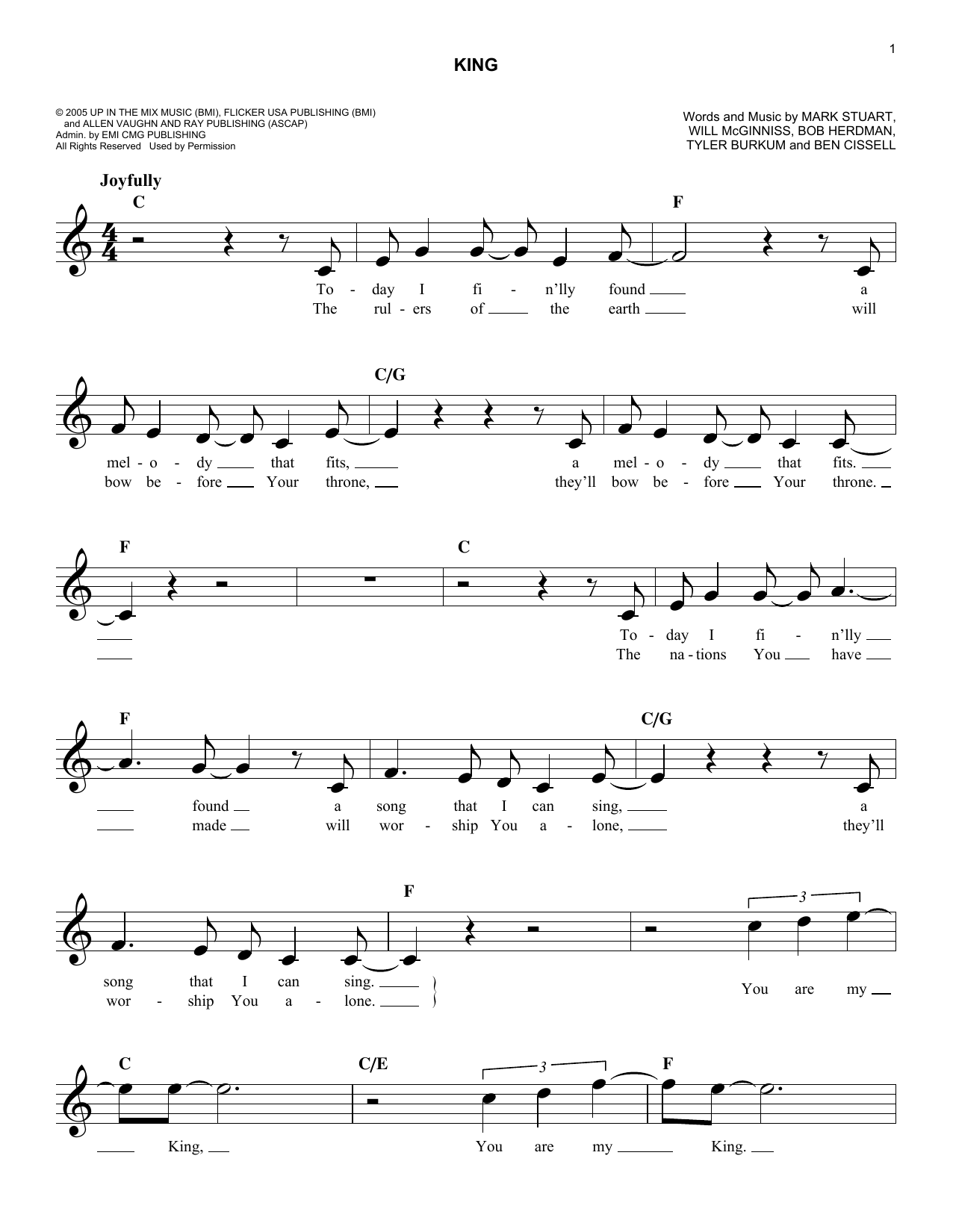 King chords by audio adrenaline melody line lyrics chords audio adrenaline king melody line lyrics chords hexwebz Choice Image