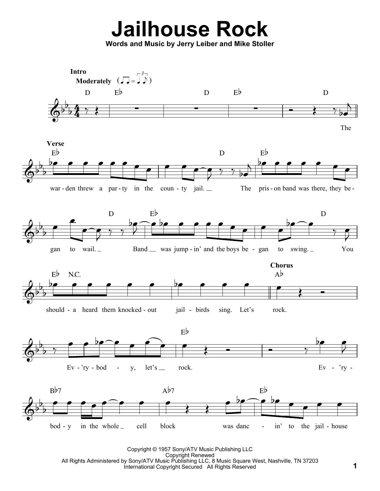 Jailhouse Rock (Pro Vocal)