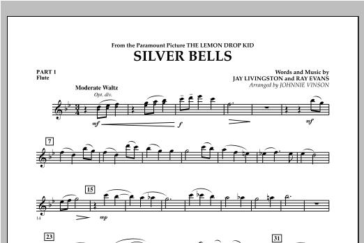 Silver Bells - Pt.1 - Flute Sheet Music