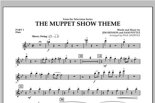 The Muppet Show Theme - Pt.1 - Flute Sheet Music