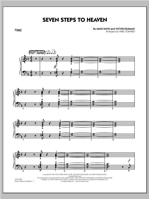 Seven Steps To Heaven - Piano Sheet Music