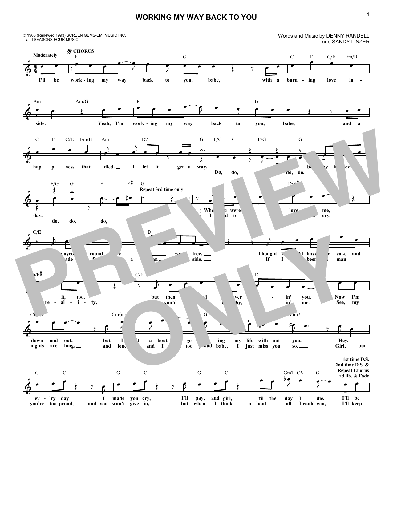 The Best Rock Pop Fake Book - For C Instruments by Various Various