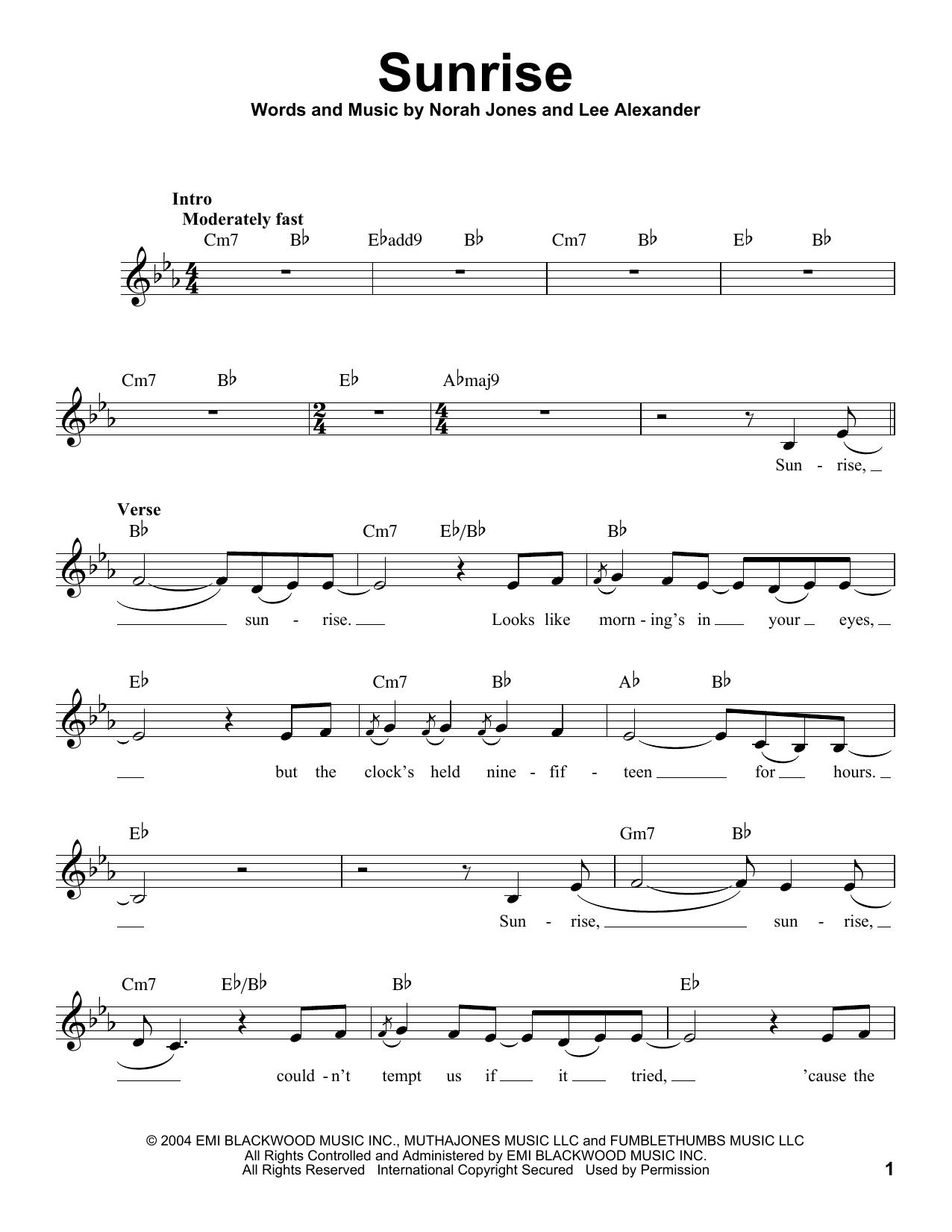Sunrise (Pro Vocal)