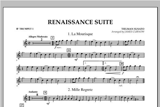 Renaissance Suite - Bb Trumpet 1 Sheet Music