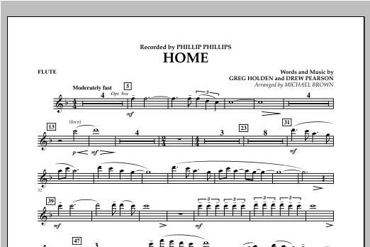 Home - Flute Sheet Music