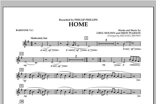 Home - Baritone T.C. Sheet Music