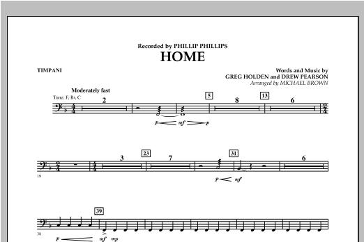 Home - Timpani Sheet Music