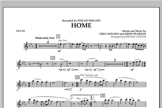 Home - Flute (Concert Band)