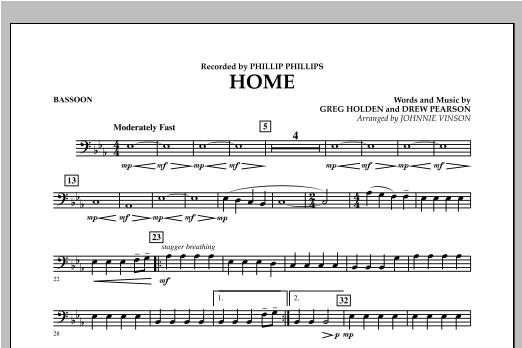 Home - Bassoon Sheet Music