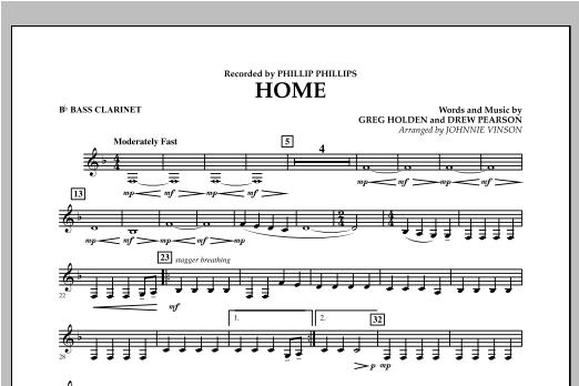 Home - Bb Bass Clarinet Sheet Music