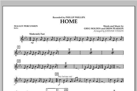Home - Mallet Percussion Sheet Music