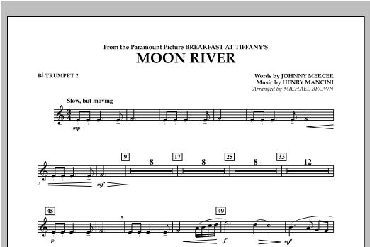 Moon River - Bb Trumpet 2 Sheet Music
