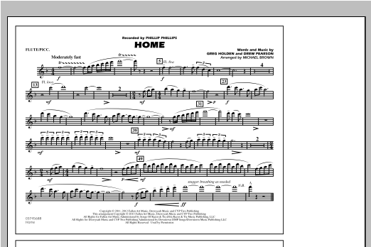 Home - Flute/Piccolo Sheet Music