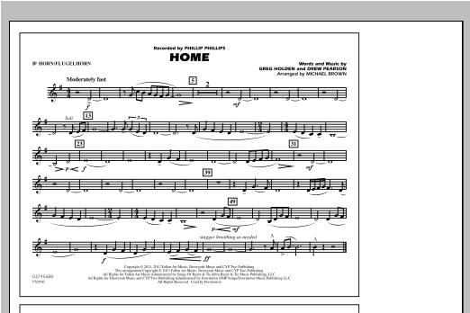 Home - Bb Horn/Flugelhorn Sheet Music