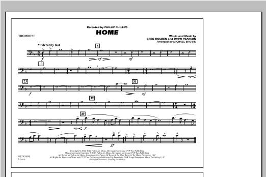 Home - Trombone Sheet Music