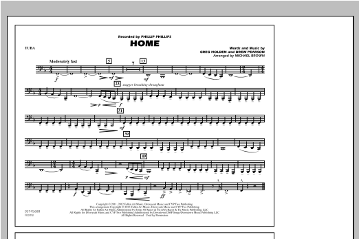 Home - Tuba Sheet Music
