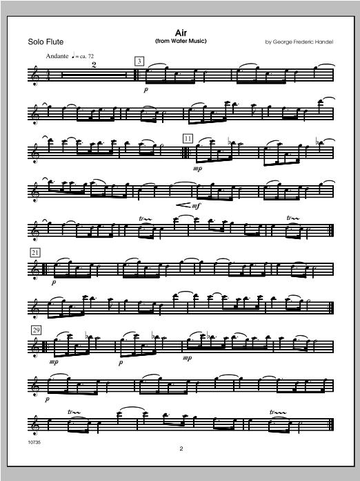 Wedding Masterworks - Flute - Flute Sheet Music