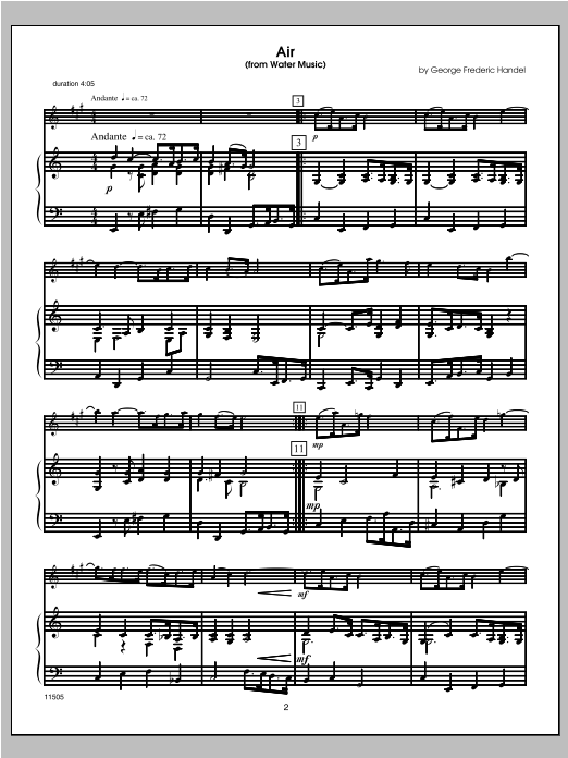 Wedding Masterworks - Alto Sax (COMPLETE) sheet music for alto saxophone and piano by Halferty. Score Image Preview.