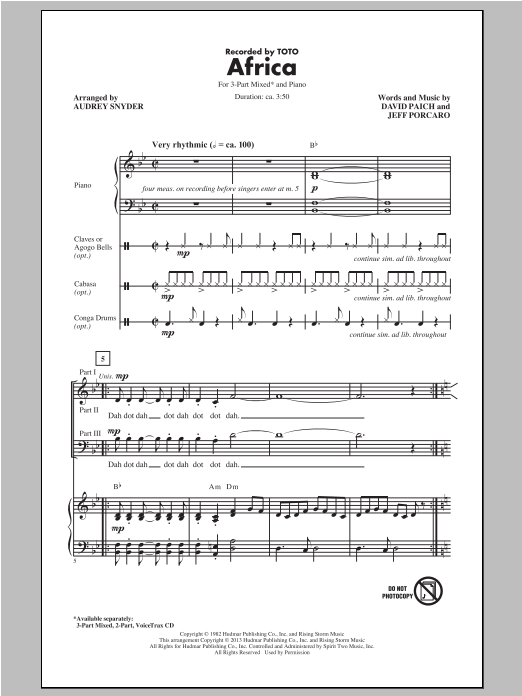 Sheet Music Digital Files To Print - Licensed Audrey Snyder