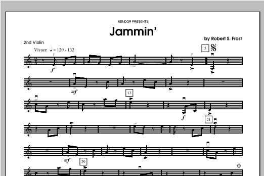 Jammin' - Violin 2 Sheet Music