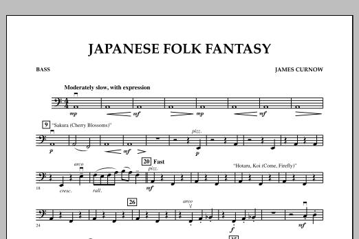 Japanese Folk Fantasy - Bass (Orchestra)