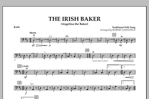 The Irish Baker (Angelina the Baker) - Bass (Orchestra)